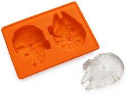 millenium falcon ice cube tray