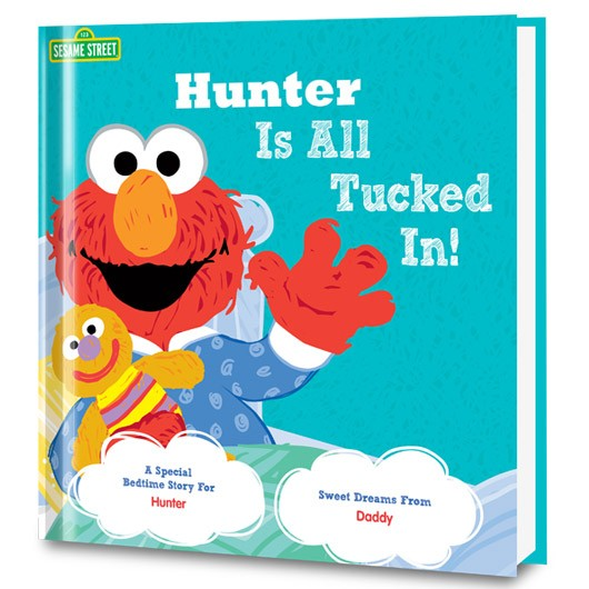 put me in the story elmo book