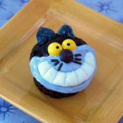 cheshire cat cupcakes