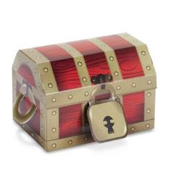 treasure chest favor box