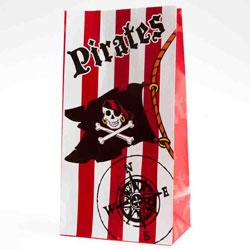 pirate treat bags