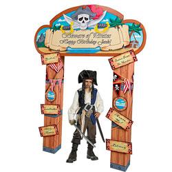 pirate arch