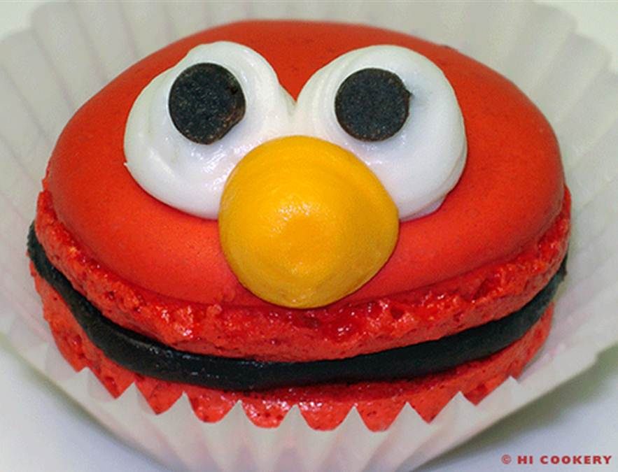 Phenomenal Elmo Birthday Party Ideas By A Professional Party Planner Hairstyles For Men Maxibearus