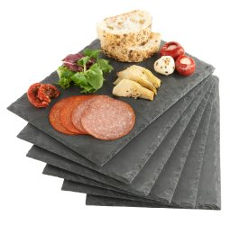mini slate cheese boards