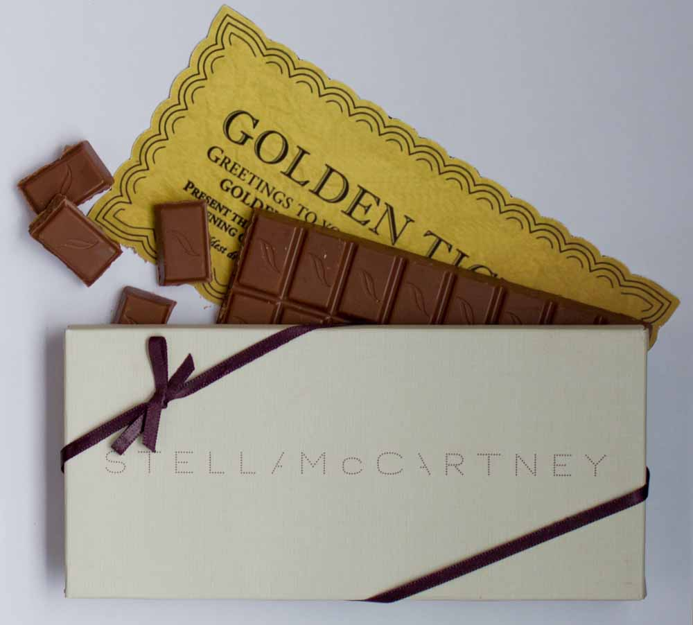 party invitation ideas chocolate bar