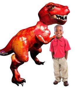 dinosaur airwalker balloon