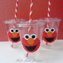 Elmo Birthday Party Ideas - by a Professional Party Planner