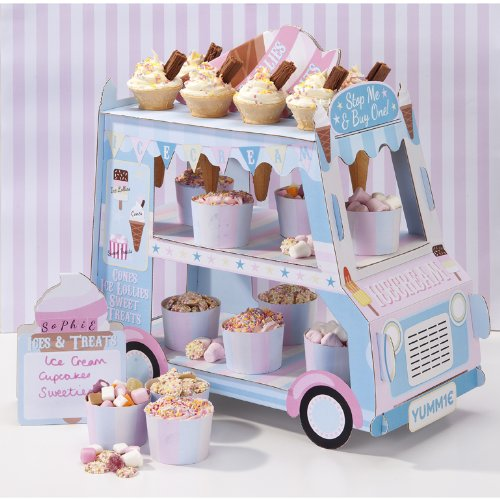 ice cream treat stand