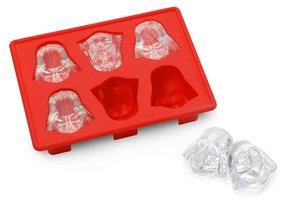 darth vader ice cube tray
