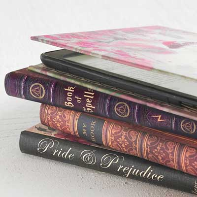 literary tablet cases