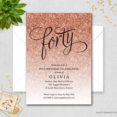 printable invitations