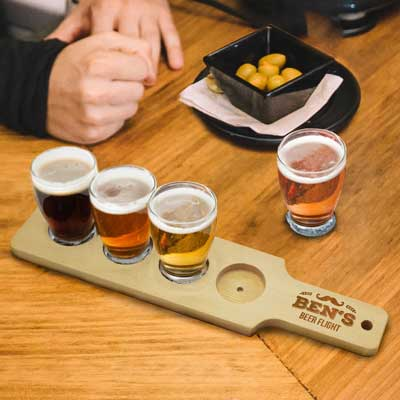 beer flight kit