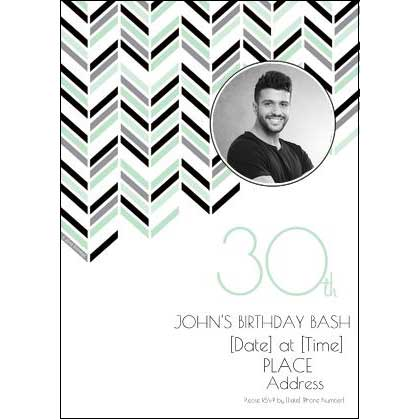 Best 30th Ever invitations