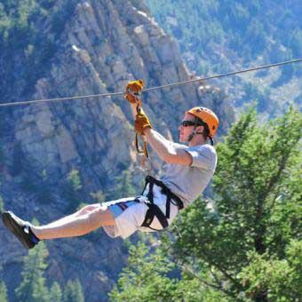 Ziplining & Canopy Tours