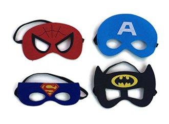 You Could Also Combine The Masks With These Cheap Superhero Capes Below Right Check Out A Selection Of And Here