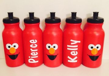 elmo water bottles