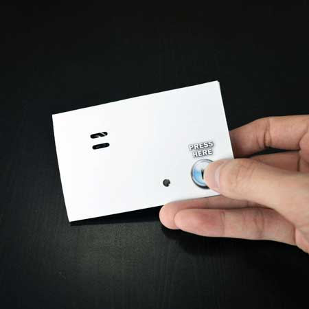 recordable sound tags