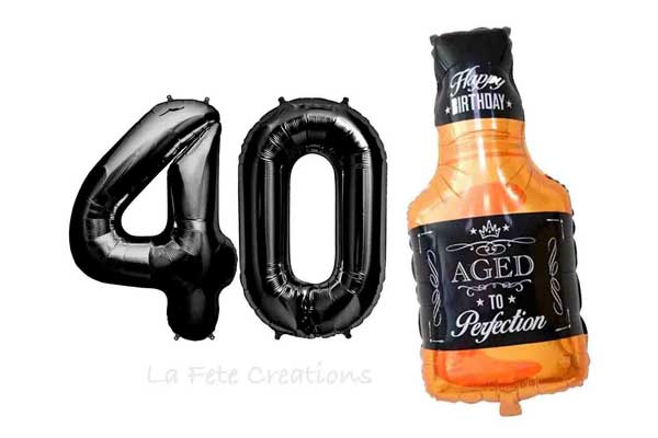 jack daniels 40 balloon