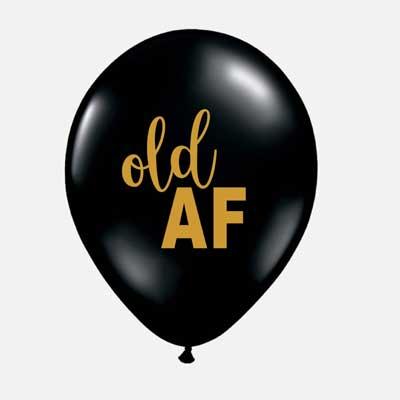Forty AF balloon