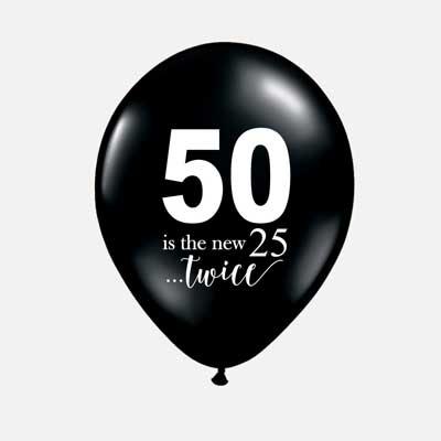 More fun than 2 twenty year olds balloon