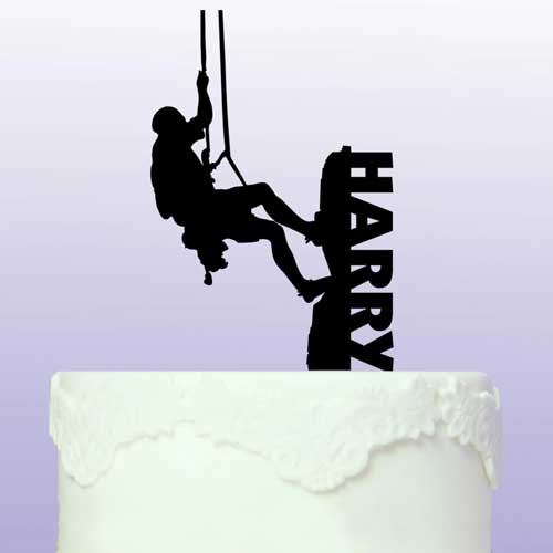 personalized cake toppers for adults