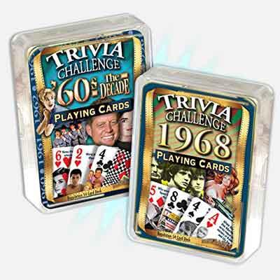 50th birthday trivia game