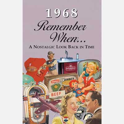 remember when....50th birthday almanac