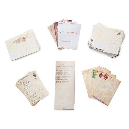 Mother & Daughter letter book