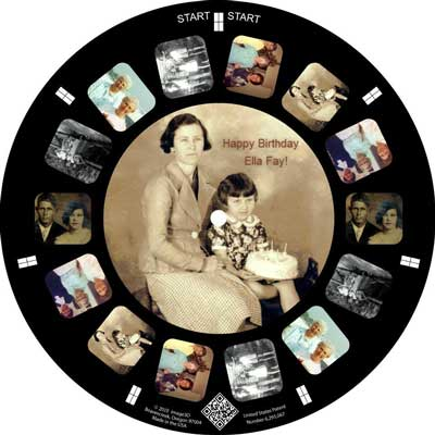 personalized reel viewer