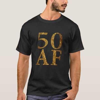 50 AF T Shirt