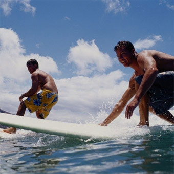 Group Surfing Class