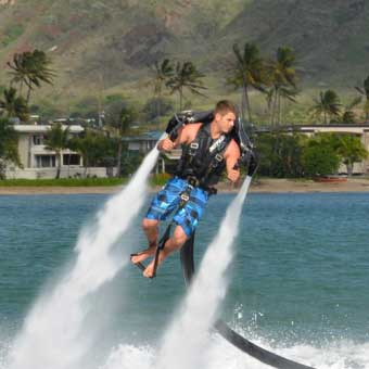 Fly a Jetpack