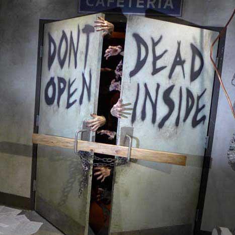 zombie tours