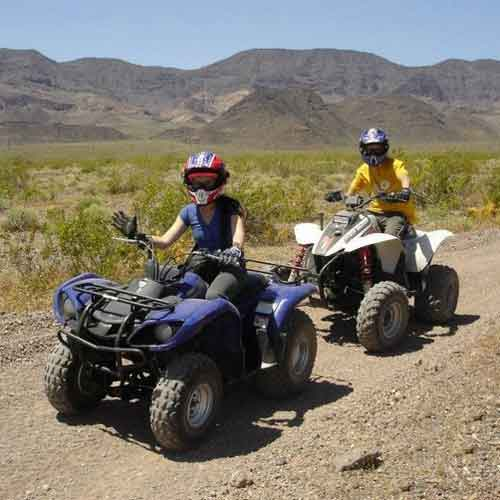 ATV quad bike adventures