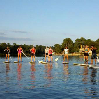 Group Paddleboarding & Brewery Tour