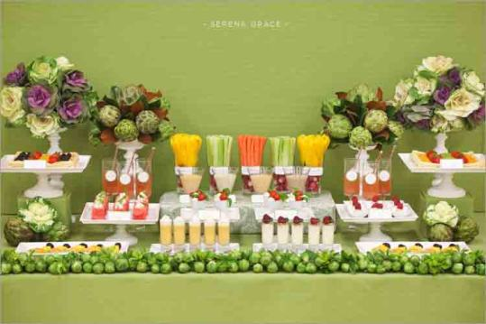 Garden Party Ideas by a Professional Party Planner