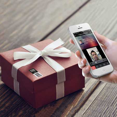 Personalized Video Messaging Stickers