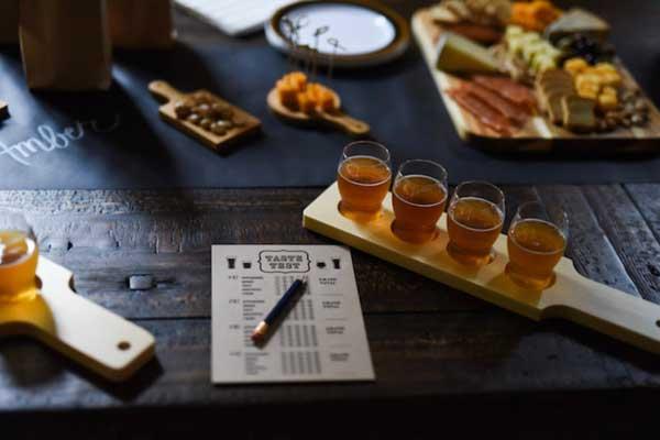 beer tasting party kit