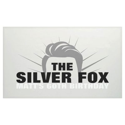 The Silver Fox banner