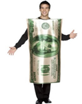 money costume