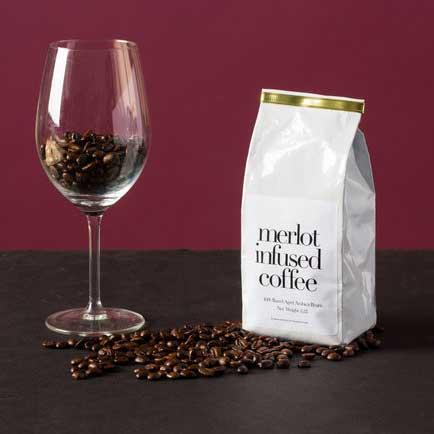 Merlot Infused Coffee