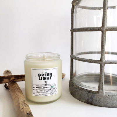 literary candles The Great Gatsby