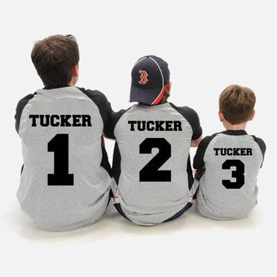 team family t shirts