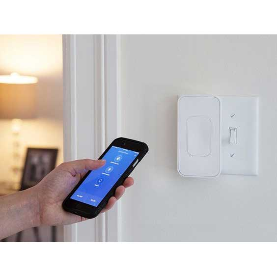 App-controlled Light Switch Adapter