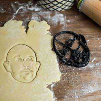 custom photo cookie cutter