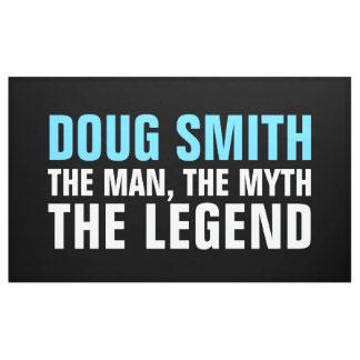 Custom The Man, The Myth, The Legend banner