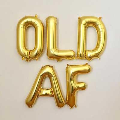 70 AF ballons