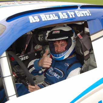 NASCAR Stock Car Driving