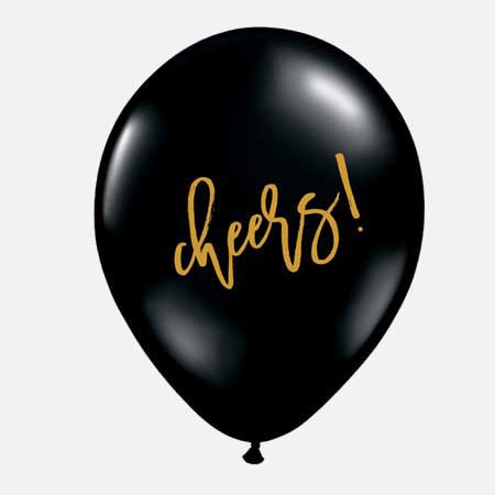 cheers balloons