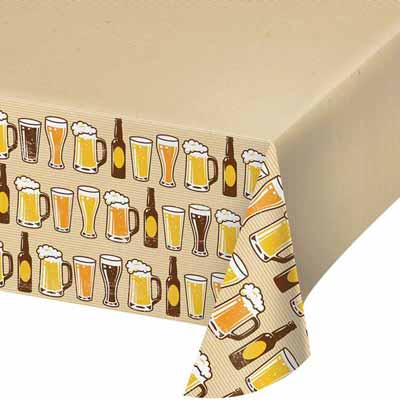 Beers to You table cover